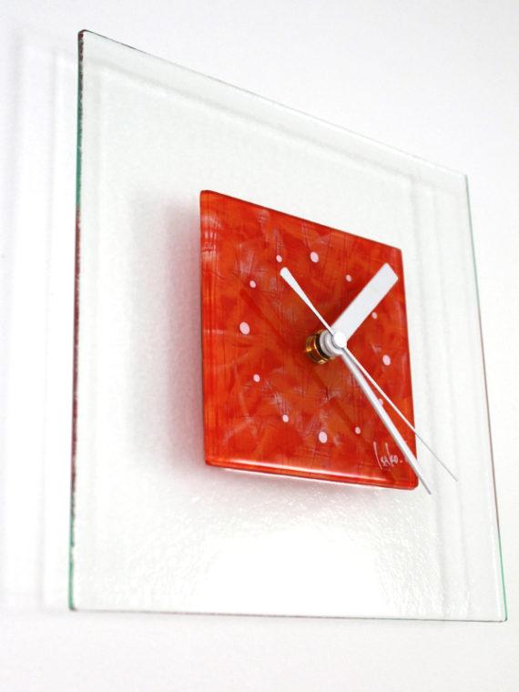 ガラス時計