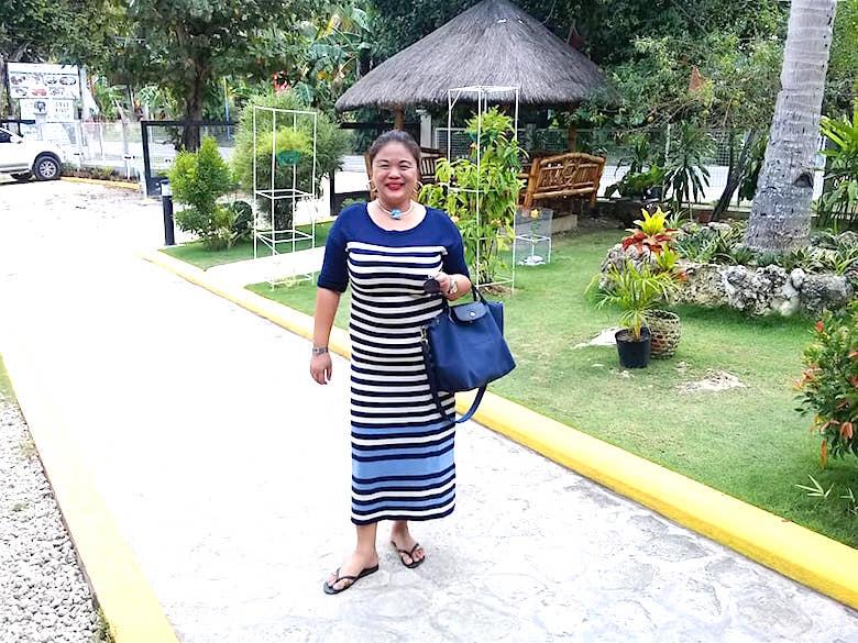 ISAKOのひとりごと、、、フィリピン セブ島でもコムデシオ!