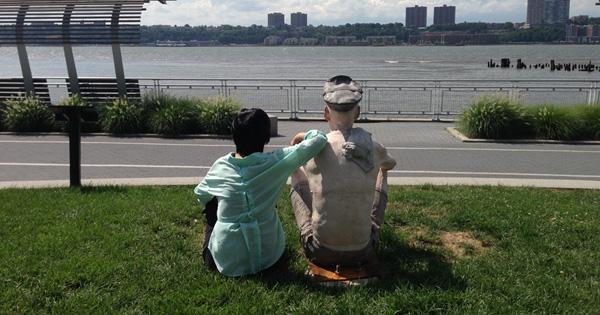 ニューヨークにて(17)、、、ISAKOのひとりごと