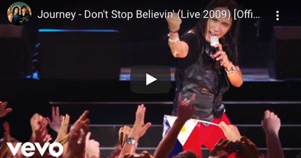 """【ステキな60代を過ごす為に】""""Don't stop Believin"""""""