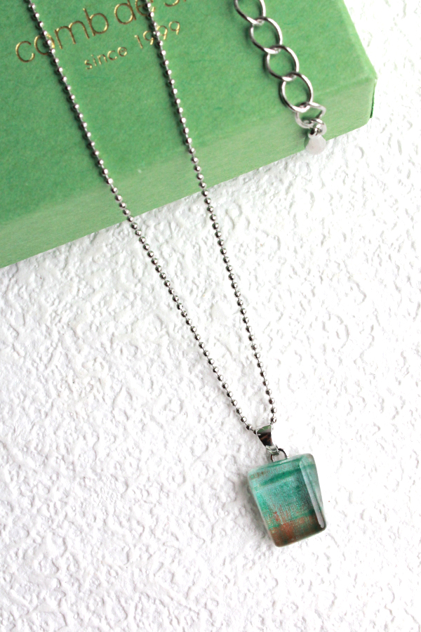 伊勢志摩シリーズ ガラスのペンダント