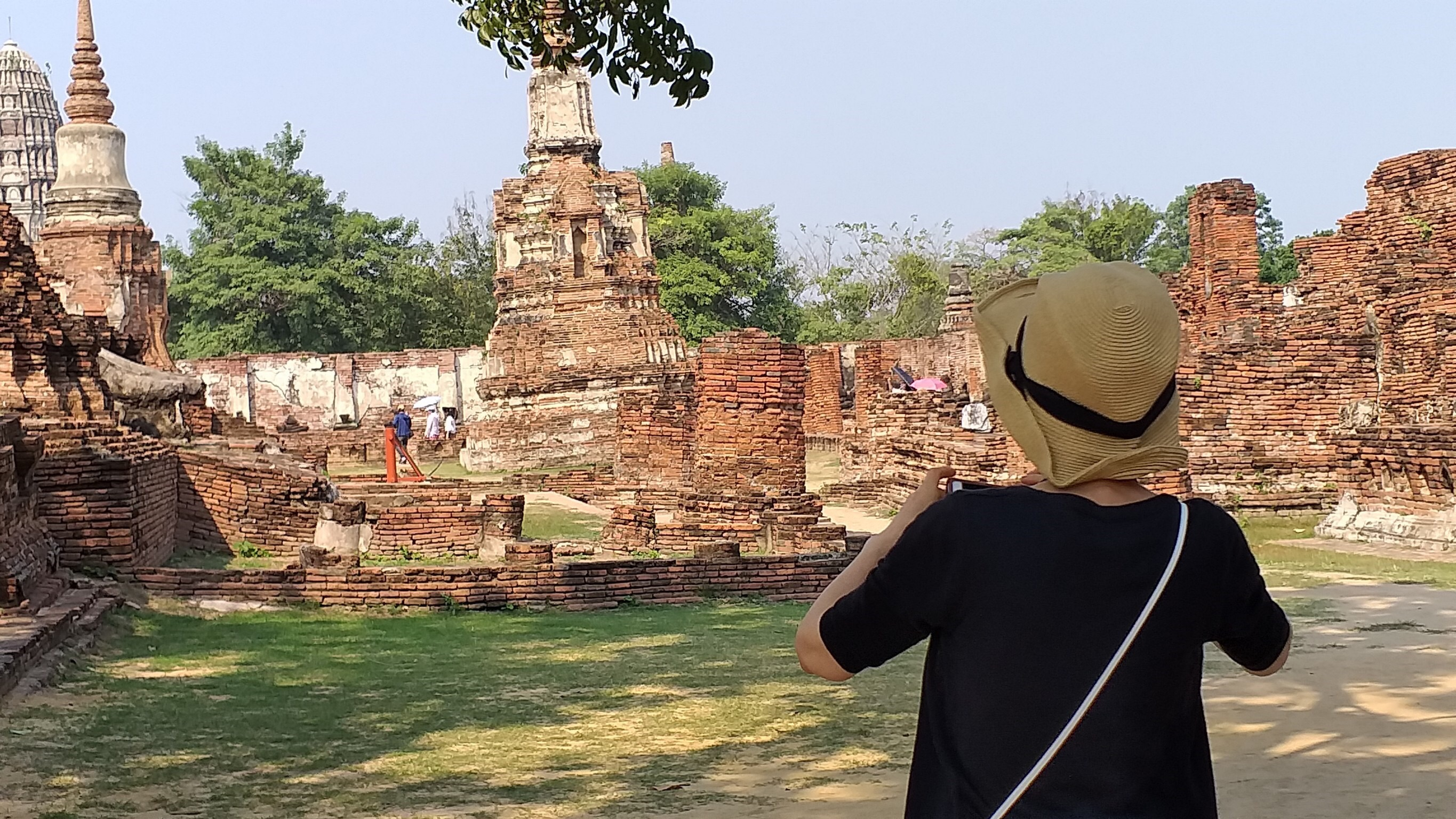 An old moman went on a trip to Thailand alone ! ,,, ISAKOのひとりごと7