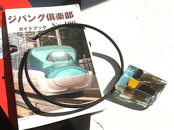 ISAKOのアートを巡る旅【第4話: ジパング倶楽部を利用して】