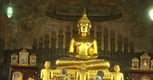An old moman went on a trip to Thailand alone ! ,,, ISAKOのひとりごと4