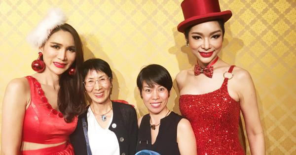 大人になってもワクワクしたい!タイ・バンコクへの旅⑥念願のニューハーフショー