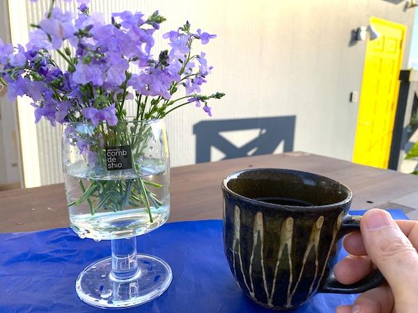 私のコーヒータイムが素敵になった訳、、、