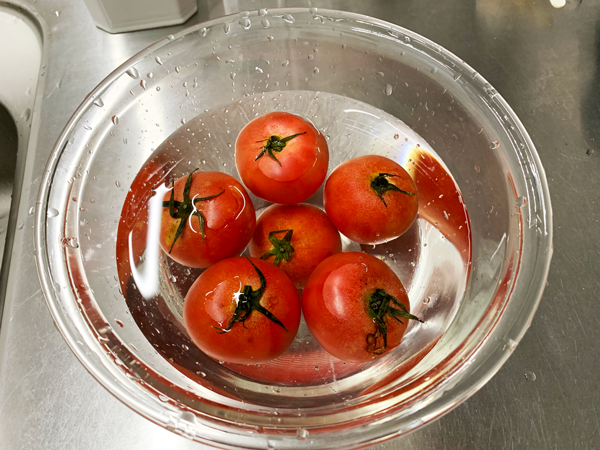 私の「こちょこちょ時間」で作る簡単トマトのコンポート