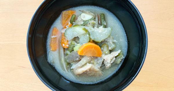 盆汁を作りながら思う。。。やっぱり精進料理が好き!
