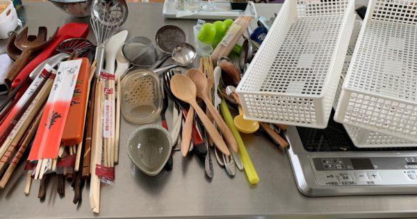 50代 60代の断捨離。貴女はたくさんの食器をどうしてますか?