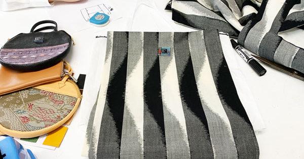 4.  50代 60代女性の着物への思いとは、、、今日は、着物バッグ作りの打ち合わせ