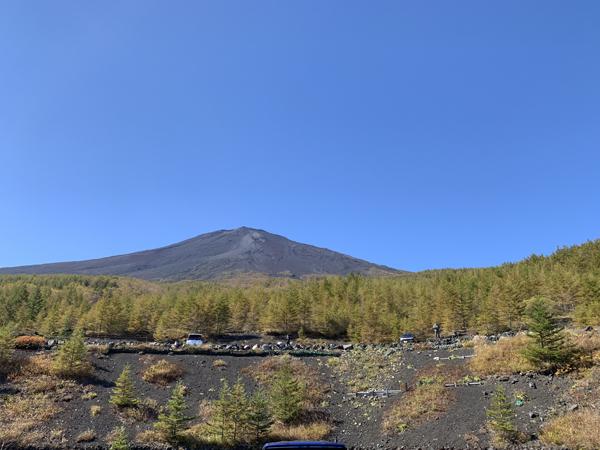 富士山と雲海の偉大さ